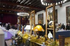 26. Kunsthandwerker-Markt im Hohenstaufensaal in Annweiler